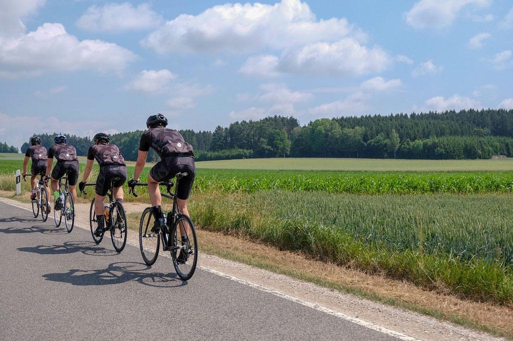 Fête du vélo à Jasseron dans l'Ain (01)