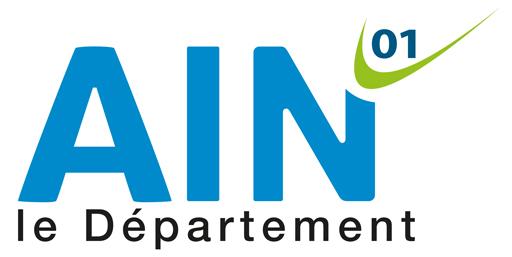 Logo du Département de l'Ain (01)