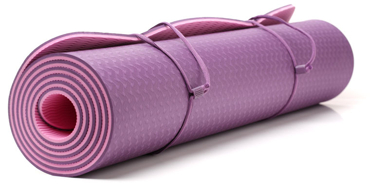 Tapis de sol pour exercices de sport – Ain Sport Santé