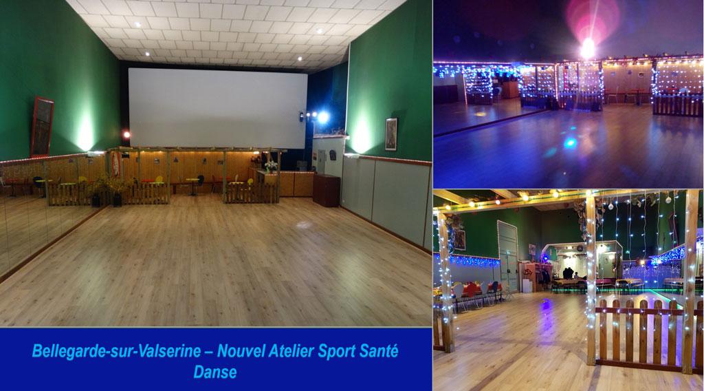 Découvrir la danse à Bellegarde-sur-Valserine