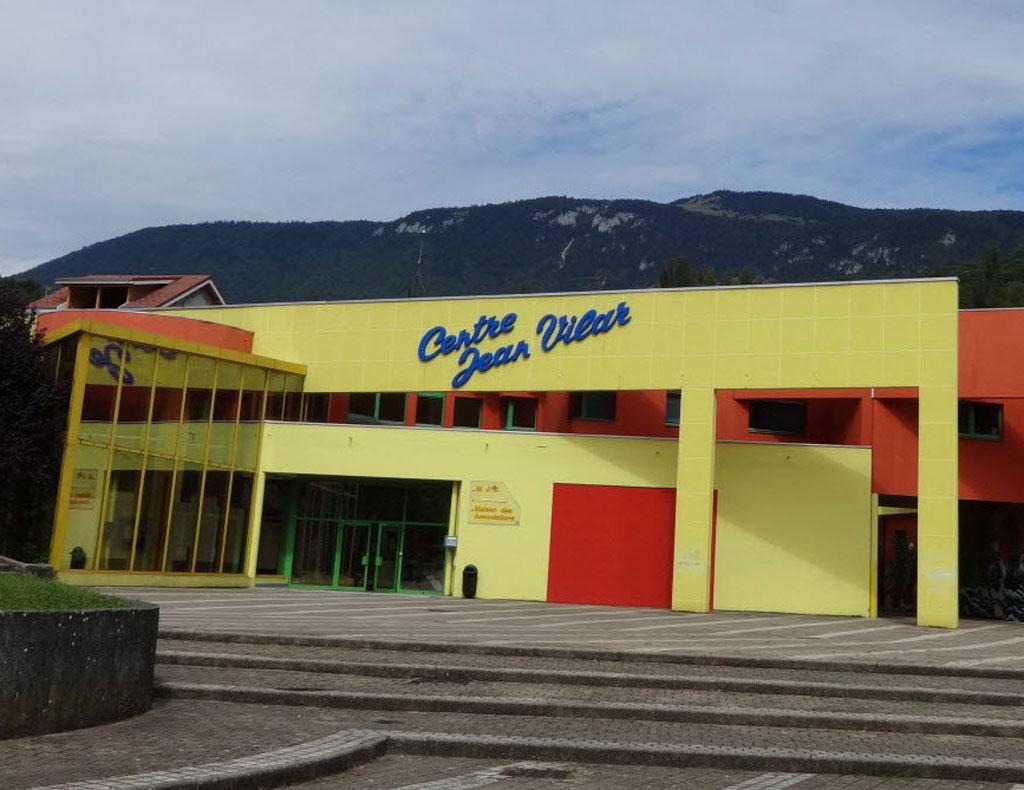 Gymnastique d'entretien adaptée de 10 à 11h au Centre Jean Vilar de Bellegarde-sur-Valserine