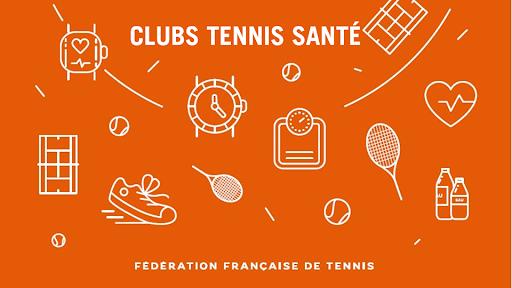 Clubs tennis santé visuel